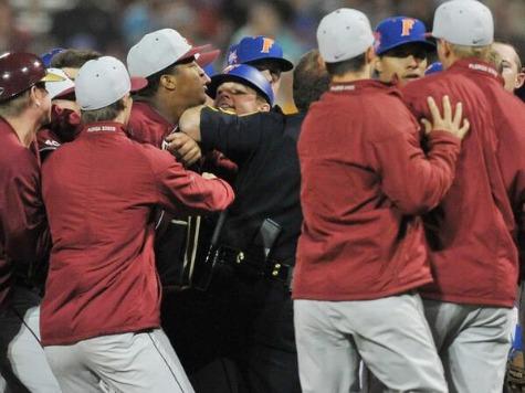 Heisman Winner Jameis Winston Involved in Benches-Clearing Baseball Brawl