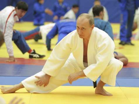 Putin Relaunches Soviet Fitness Program