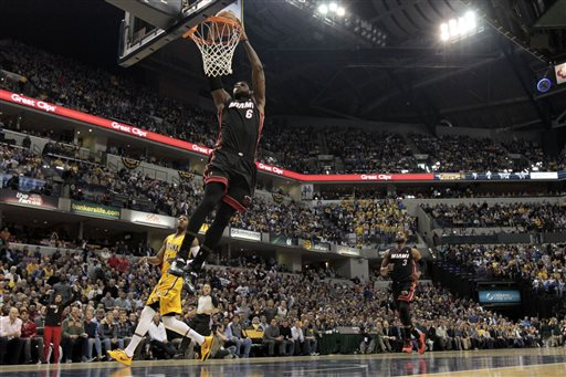 Pacers Rally Late to Beat the Heat 84-83