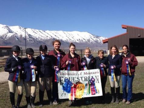 Cinderella Montana Equestrian Team Crowdfunding Improbable Postseason Run