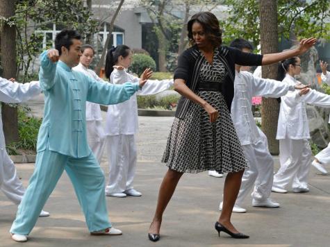 Let's Move! Michelle Obama's Tai Chi Diplomacy