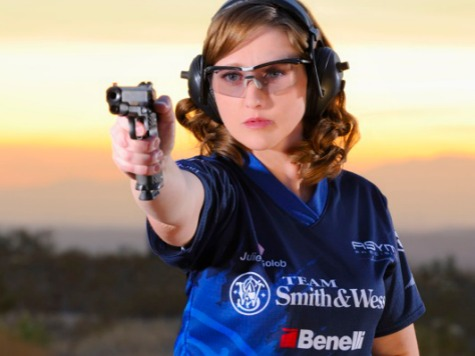 Interview: Top Gun Julie Golob to Appear on Debut of Sarah Palin Sportsman Channel Show