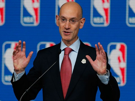 NBA's Adam Silver: Sports Bets 'Pay Dividends' for the League