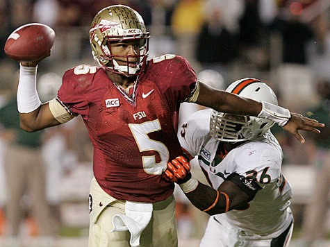 FSU QB Jameis Winston Issued Citation for Walking Off with Crab Legs From Publix