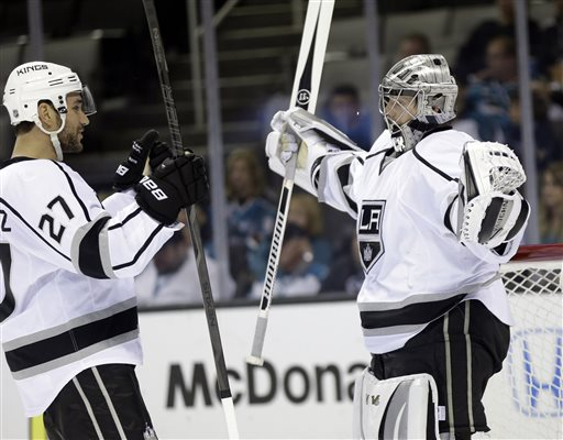 Kings Cap Historic Comeback with 5-1 Game 7 Win vs Sharks