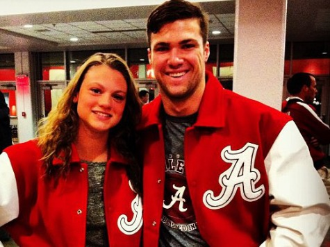HERO: Alabama Swimmer Who Died While Saving Girlfriend's Life During Tornado Honored at Funeral