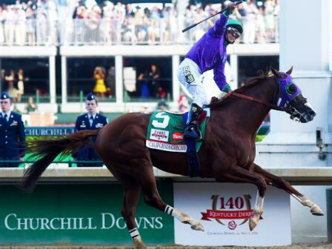 California Chrome Trying to Become First CA-Bred Horse to Win Triple Crown