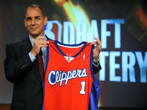 Top Clippers Exec Andy Roeser Taking Leave of Absence