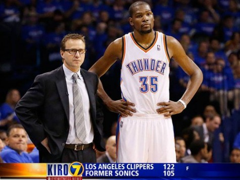 Seattle TV Station Refers to OKC as 'the Former Sonics'
