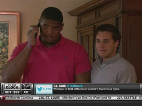 Michael Sam: I Should've Been Drafted in First Three Rounds