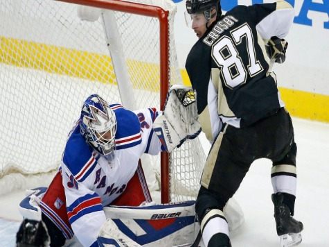 Watergate: NHL Fines Lundqvist $5,000 for Squirting Sidney Crosby