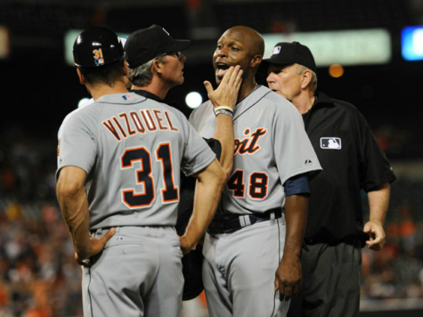 A Touch Too Much? MLB Reviews Ump Contact with Torii Hunter