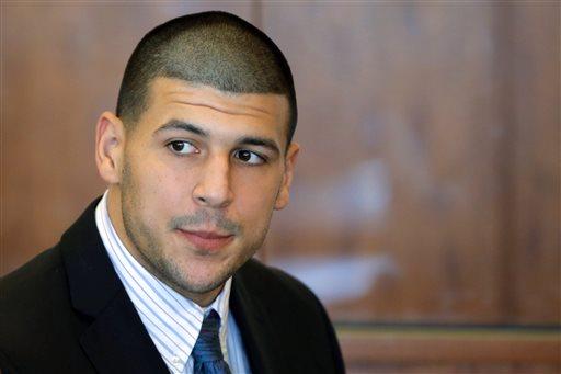 Aaron Hernandez Indicted in Boston Double Slaying