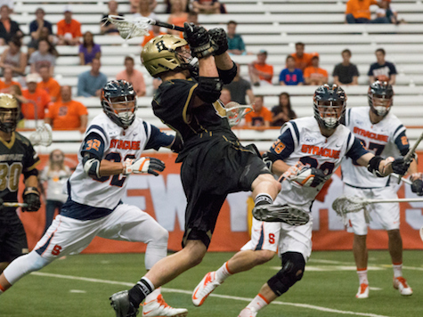 In the Crease: Brackets Busted, Record Thrashed x2, Minds Blown in NCAA LAX First Round
