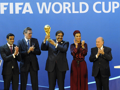 FIFA President Admits Giving Qatar the 2022 World Cup a Mistake