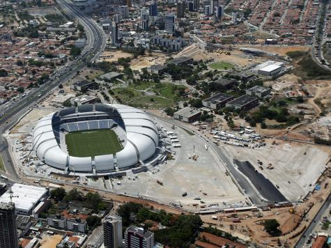 Brazil Faces More Problems Four Weeks Before 2014 World Cup