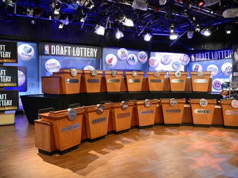 Longshot Cleveland Cavaliers Win the NBA Draft Lottery