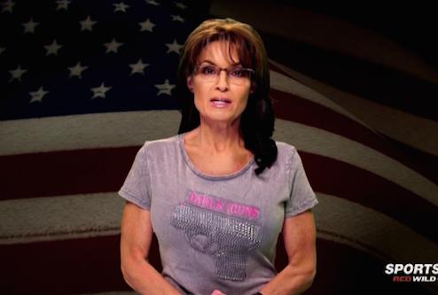Sarah Palin Lauds Workmanship Behind Popular Gun, Razor-Sharp Knives