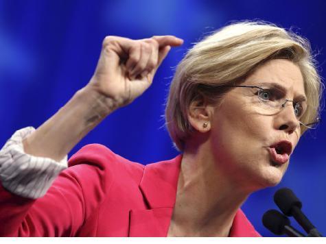 Elizabeth Warren: I Can Call Myself a Native American But Washington Can't Call Its Team 'Redskins'