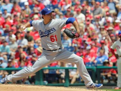 Josh Beckett Throws First No-Hitter in MLB This Year