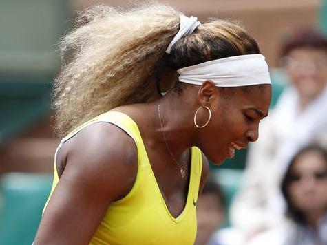 Serena Williams Loses in Second Round at French Open to Garbine Muguruza