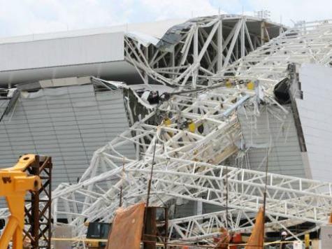 FIFA: Three World Cup Stadiums May Not Be Ready