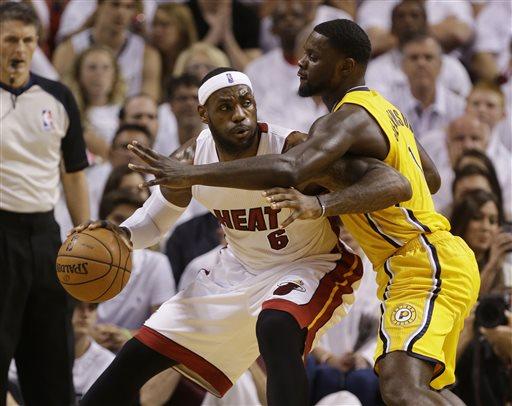Heat Advance to Fourth Straight NBA Finals