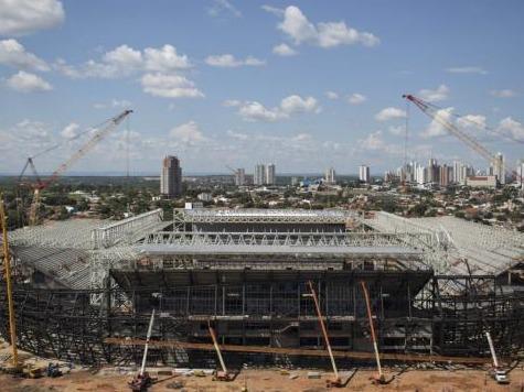 Brazil World Cup Tickets Plummet Ahead of Tournament