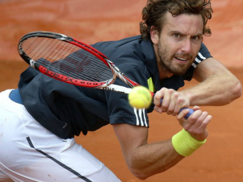 Ernests Gulbis Faces Fury of Feminists before Facing Federer