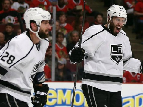 Kings Beat Blackhawks in Game 7, Will Face NY Rangers in Stanley Cup Finals