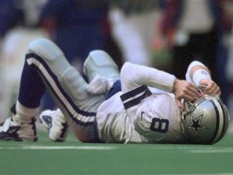 Troy Aikman Explains Refusal to Join NFL Concussion Lawsuit