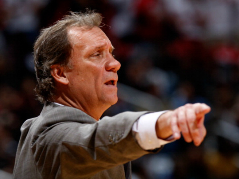 Flip Saunders Names Himself Timberwolves Coach