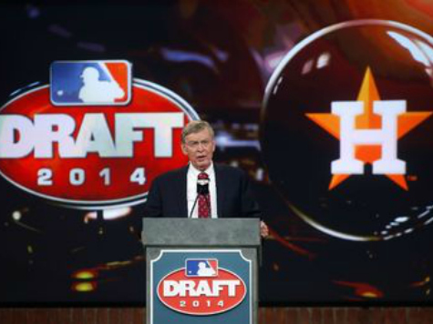 Astros Select Aiken with First Pick in MLB Draft