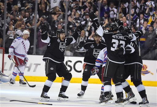 LA Kings Outlast Rangers in Double OT, Take 2-0 Series Lead