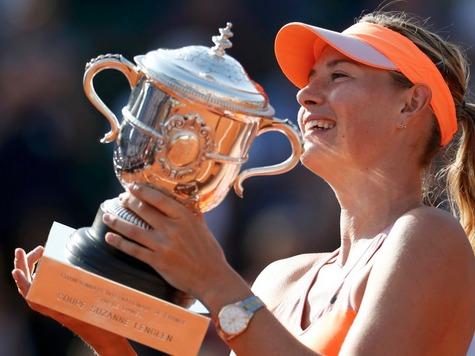 Maria Sharapova Wins Dramatic French Open Final over Simona Halep