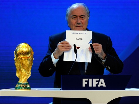 FIFA Official: Qatar Won't Get World Cup over Temperature Concerns