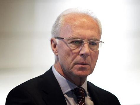 FIFA Suspends Beckenbauer for Not Cooperating with Investigations into Russia, Qatar World Cup Bids