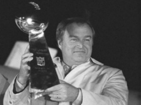 Legendary Steelers Coach Chuck Noll Passes Away at 82