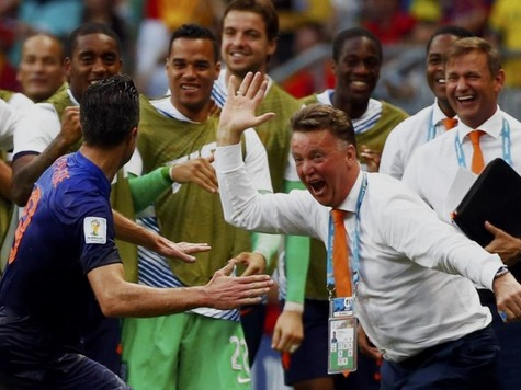 Dutch Coach Allowed Players to Visit Wives, Girlfriends Before Routing Spain