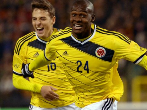 Colombians Enjoy Life After Falcao With Win Over Greeks