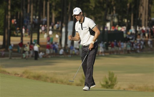 Dominant Martin Kaymer Closes Out Wire-to-Wire US Open Victory