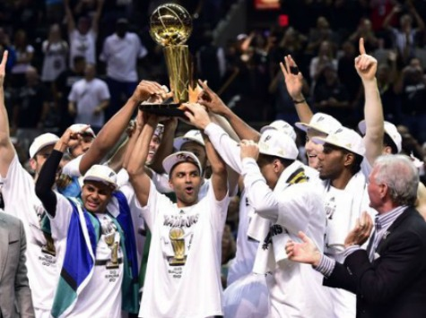Pop's Day: Spurs Rout Heat to Win NBA Title