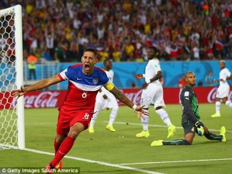 U.S. Win over Ghana Scores ESPN Highest-Ever Rating for World Cup Broadcast