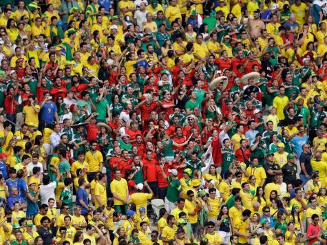 World Cup 2014: Brazil Security Arrests Mexican Drug Trafficker in Rio de Janeiro