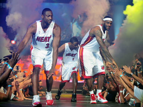Three's a Crowd in South Beach? The Big Three's Addition by Subtraction Dilemma
