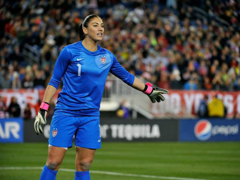 Hope Solo Keeps Nike Deal and Spot on U.S. Team Despite Domestic Violence Charges