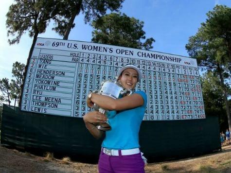 Wie Believe: Finally, Michelle Wie Wins First Major at U.S. Open