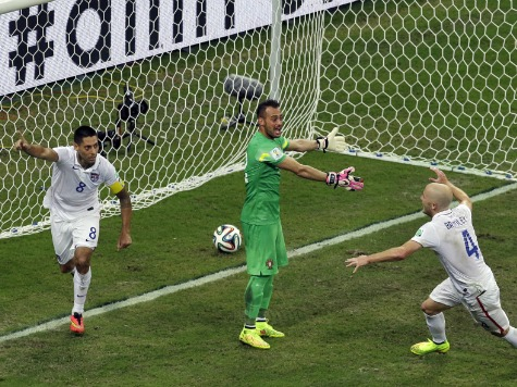 U.S.-Portugal Thriller Highest-Rated World Cup Match Ever on ESPN