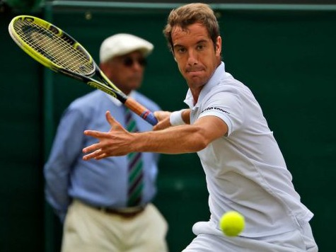 Richard Gasquet, Gael Monfils Stunned at Wimbledon by Young Players