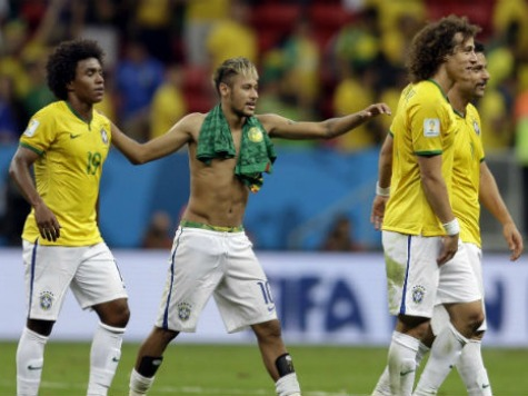 FIFA Investigating Brazilian Star Neymar for Wearing Unsanctioned Underwear